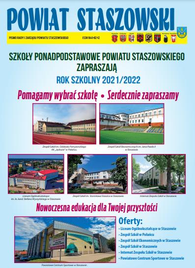Link do oferty edukacyjnej szkół powiatu staszowskiego.